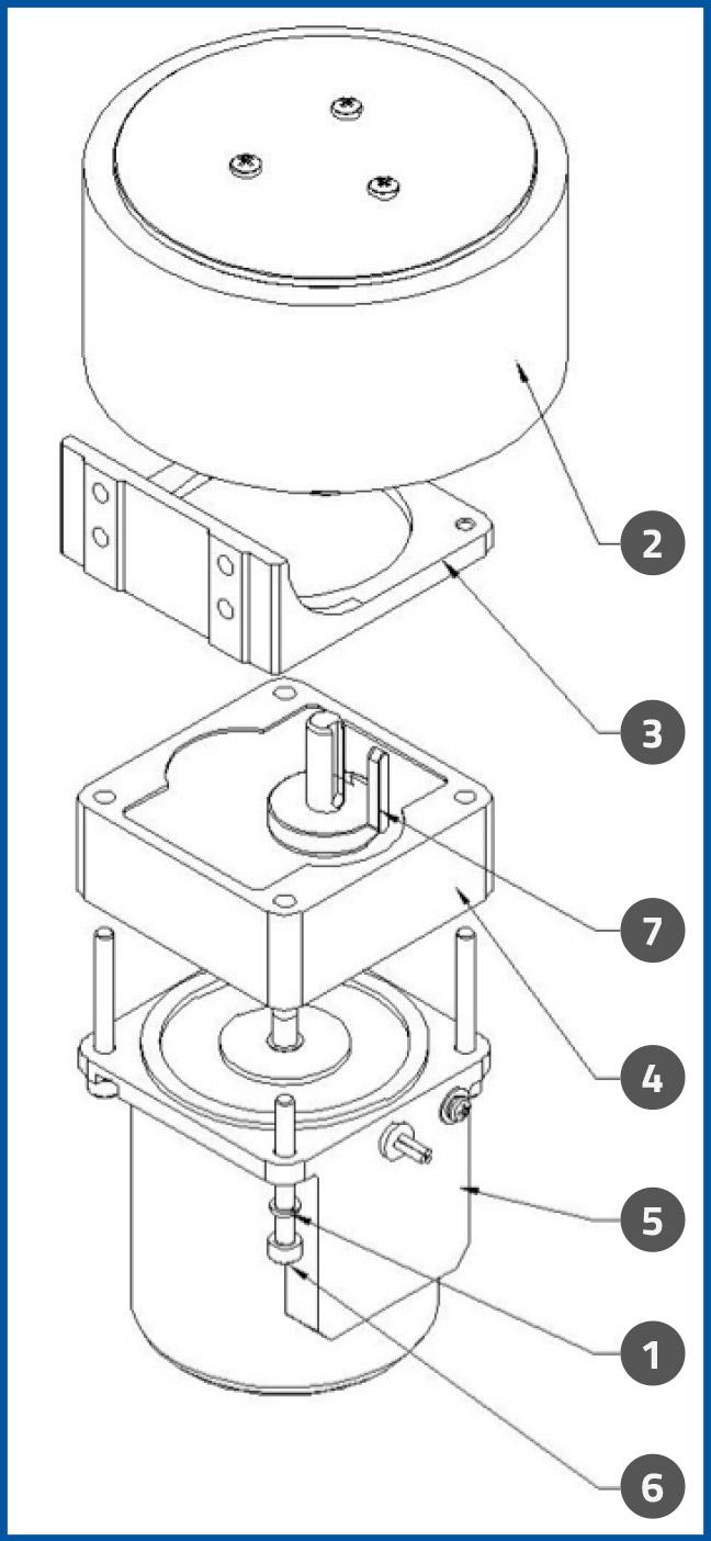 PL-501_BottleSeparatorAssembly_diagram