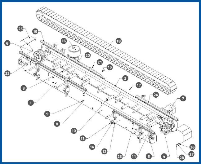 PL-501_ConveyorAssembly_diagram